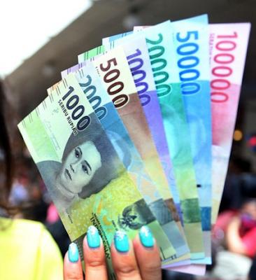 Hati-hati dengan Uang Palsu