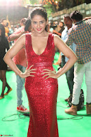 Parul Yadav in Sleeveless Deep Neck Red Gown at IIFA Utsavam Awards March 2017 050.JPG