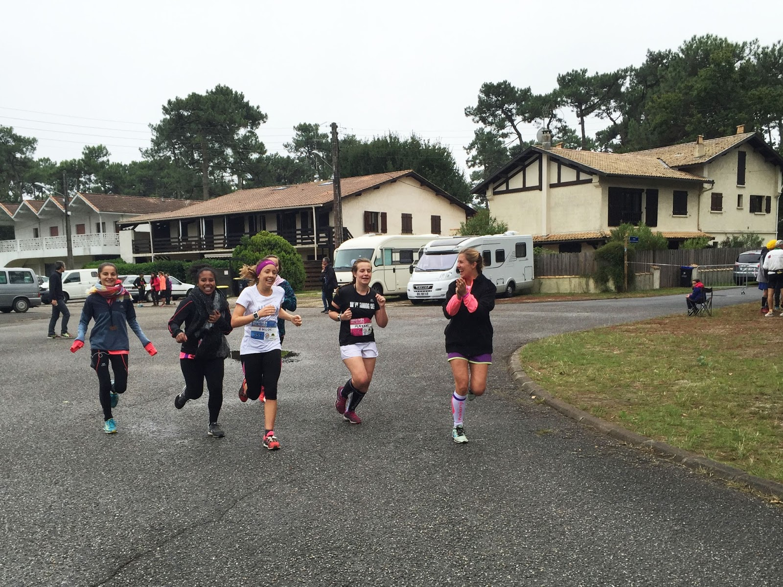 Marathon des Villages Cap Ferret