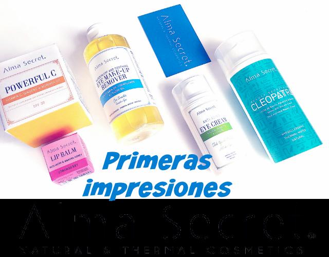 Primeras_impresiones_Cosmética_Natural_Alma_Secret_ObeBlog
