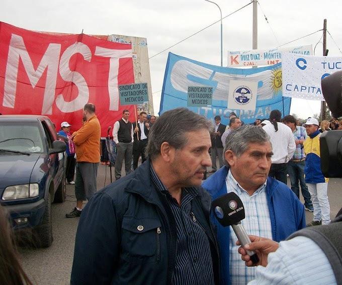 """""""No al Ajuste y Sí a nuestros Derechos"""""""