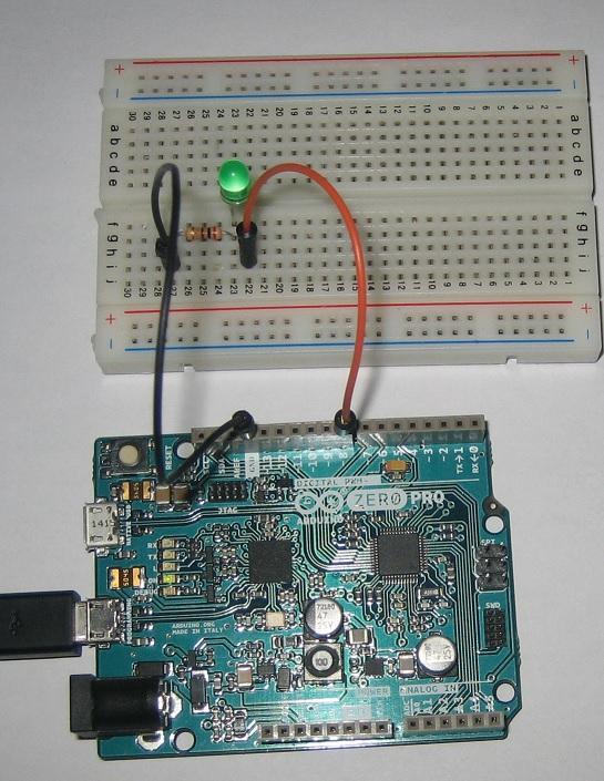 小さな基板たち mini boards arduino zero m pro