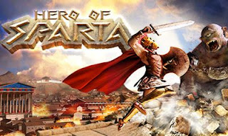 Heroof Sparta USA High Compressed 42mb PPSSPP Android