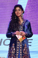 Beautiful Cute Sai Pallavi in dark Blue dress at Fidaa music launch  Exclusive Celebrities galleries 023.JPG