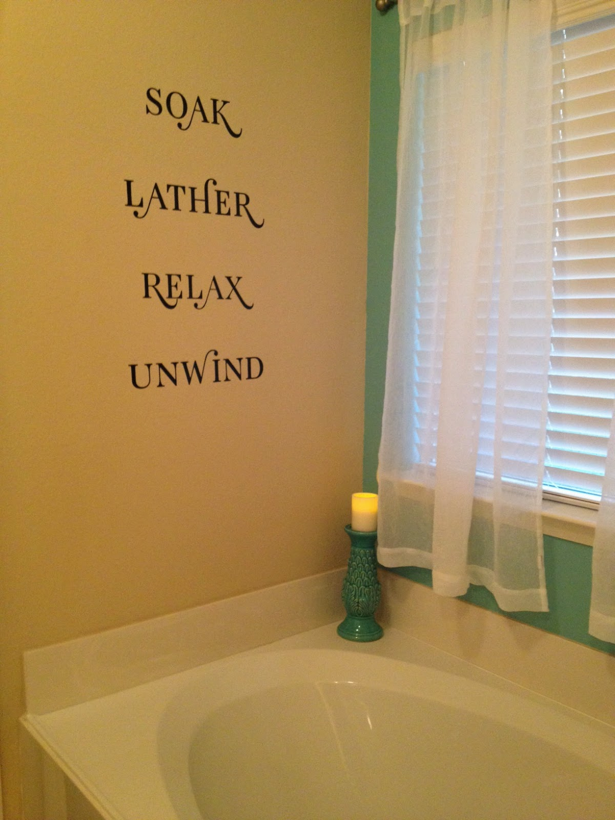 Simply 2nd Resources: Monday Made It - Master Bathroom