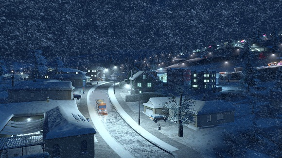 Cities Skylines Snowfall Codex