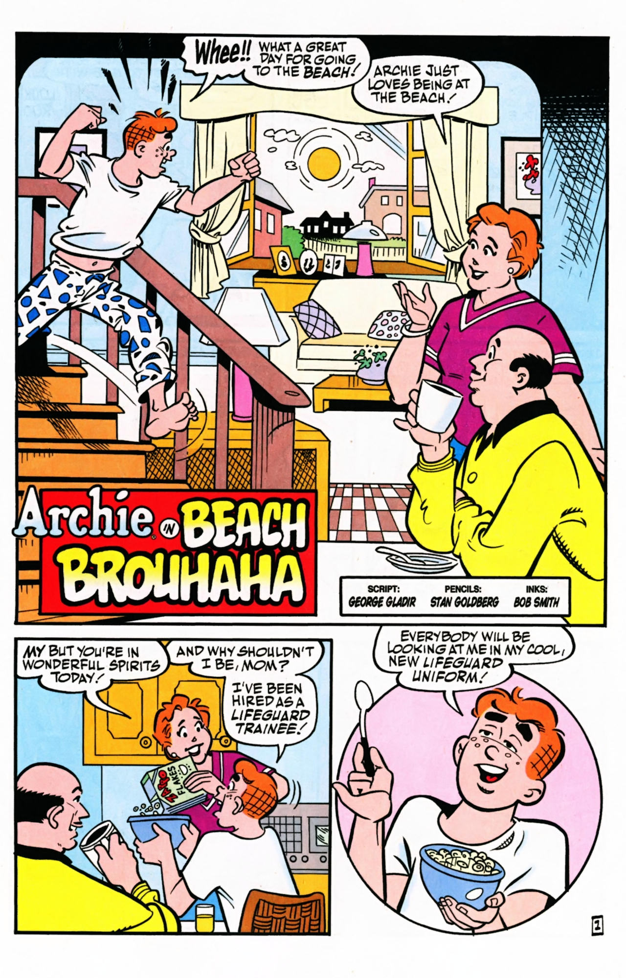 Read online Archie (1960) comic -  Issue #599 - 17