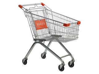 Trolley Supermarket   Batu