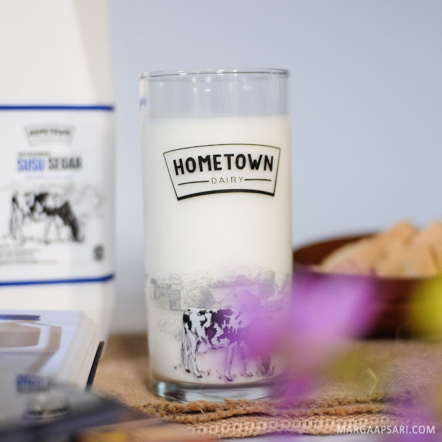 Review Susu Hometown Dairy