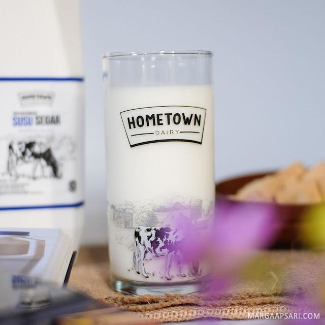 Review Susu Hometown Dairy