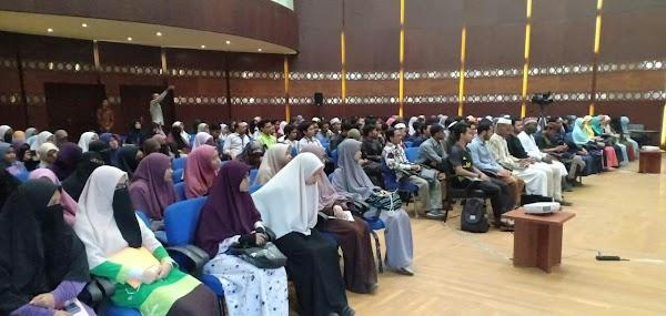 PPMI Tangkal Pemahaman Sesat tentang Islam dengan Seminar Keilmuan