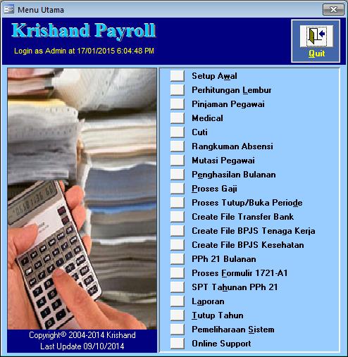 Aplikasi Payroll untuk Memudahkan Administrasi Perusahaan