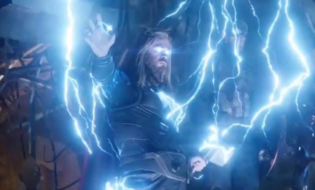 Avengers Endgame - Overweight Thor Figure :「アベンジャーズ : エンドゲーム」のビール腹で貫禄たっぷり ? ! のぽっちゃりソーのフィギュア ! !