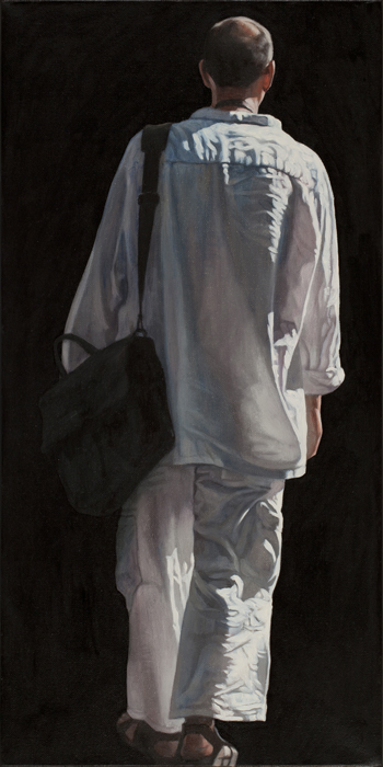 Roman Tolici. Nobody. Pintura | Paintings