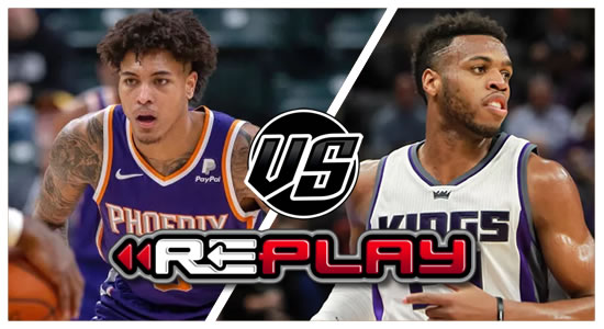 Video Playlist: Phoenix Suns vs Sacramento Kings Game Replay 2018-2019 NBA Season