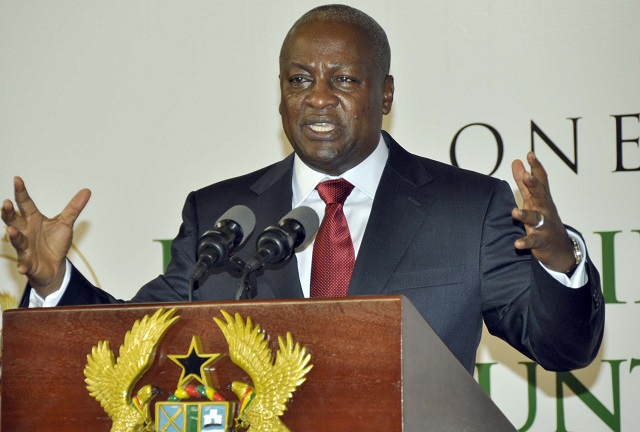 [VIDEO] President Mahama assures of peaceful and credible polls