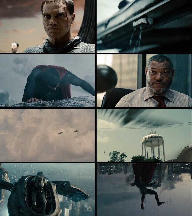 Man of Steel 2013 Dual Audio Hindi 720p BluRay