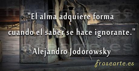 Frases para el alma de Alejandro Jodorowsky