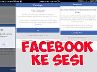 Cara Atasi Akun Facebook Yang Kena Sesi