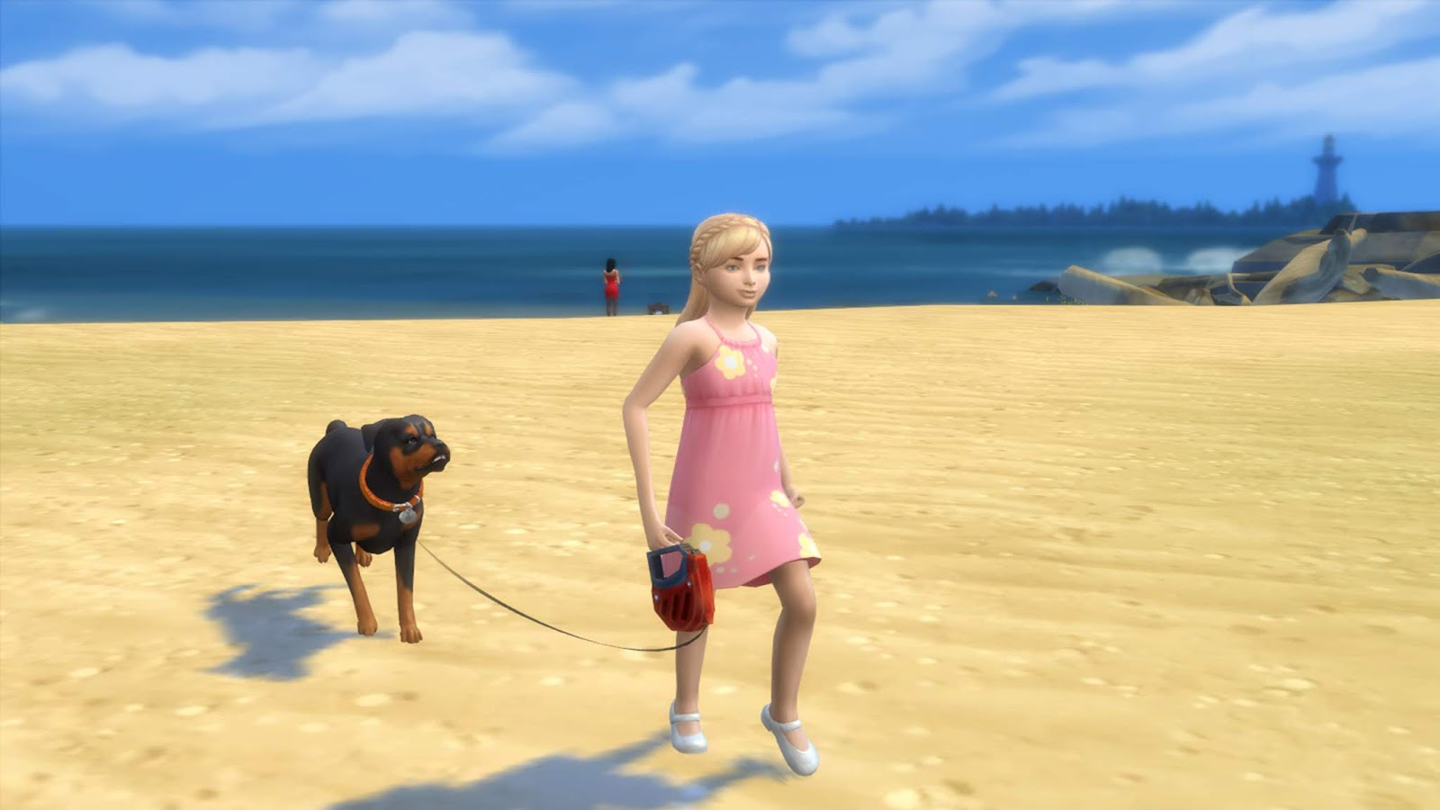Sims  Cats And Dogs Can Children Walk Dogs