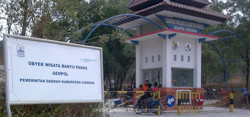 Cirebon Traveler Travel To Obyek Wisata Banyu Panas Gempol
