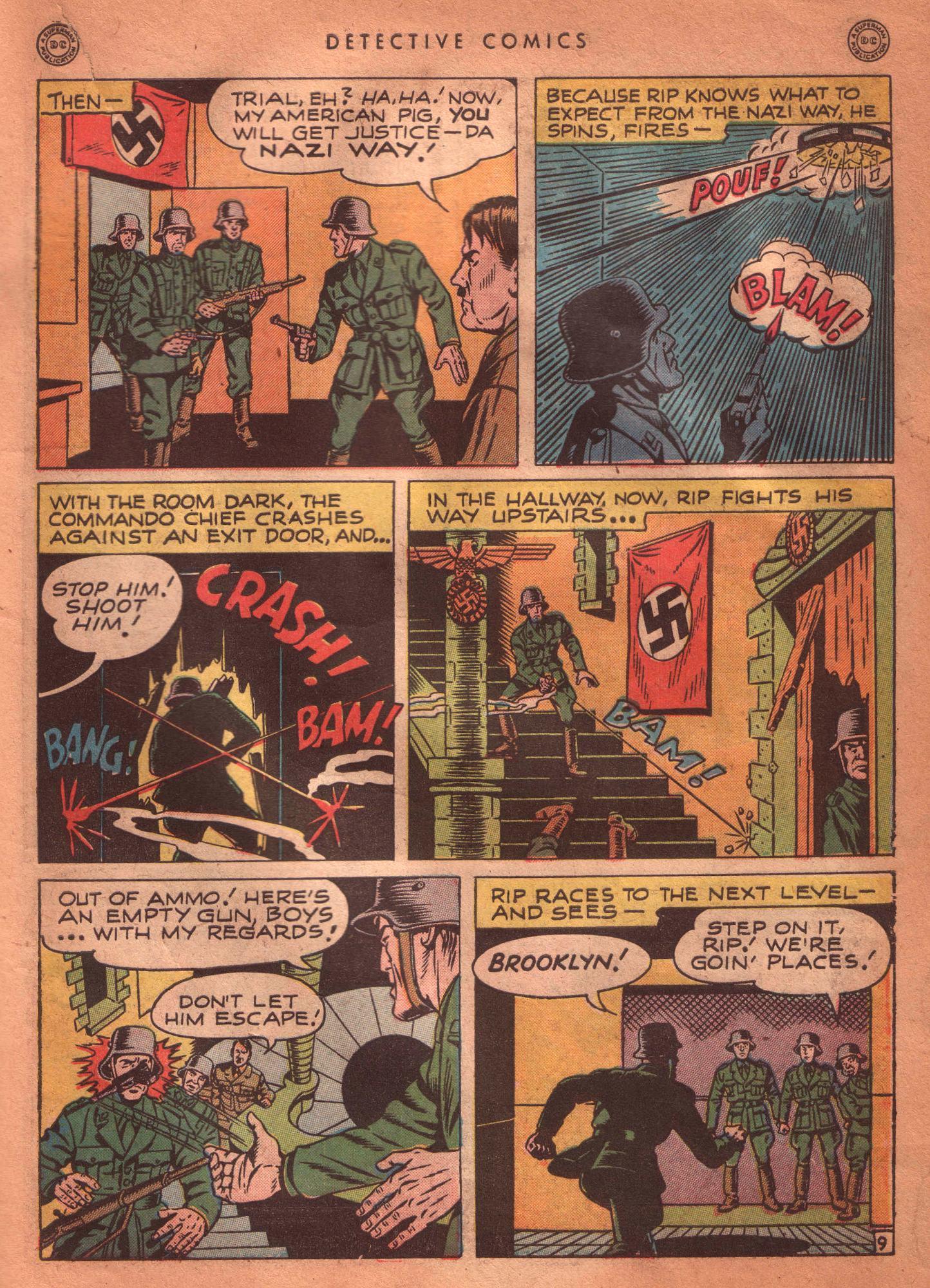 Read online Detective Comics (1937) comic -  Issue #125 - 45