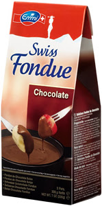 Emmi Swiss Fondue Chocolate