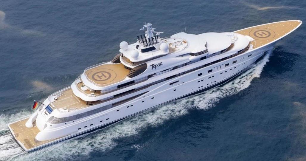 Il lusso e il gusto i 7 yachts piu 39 grandi al mondo for Classifica yacht piu grandi del mondo