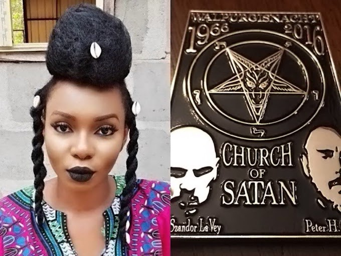 "Nigerian Singer, Yemi Alade And ""Church Of Satan"" Fights Dirty On Social Media"
