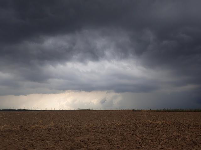 Nad Rumunię nadciągają chmury