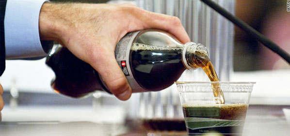 Awas Minuman Penyegar Merusak Ginjal Anda