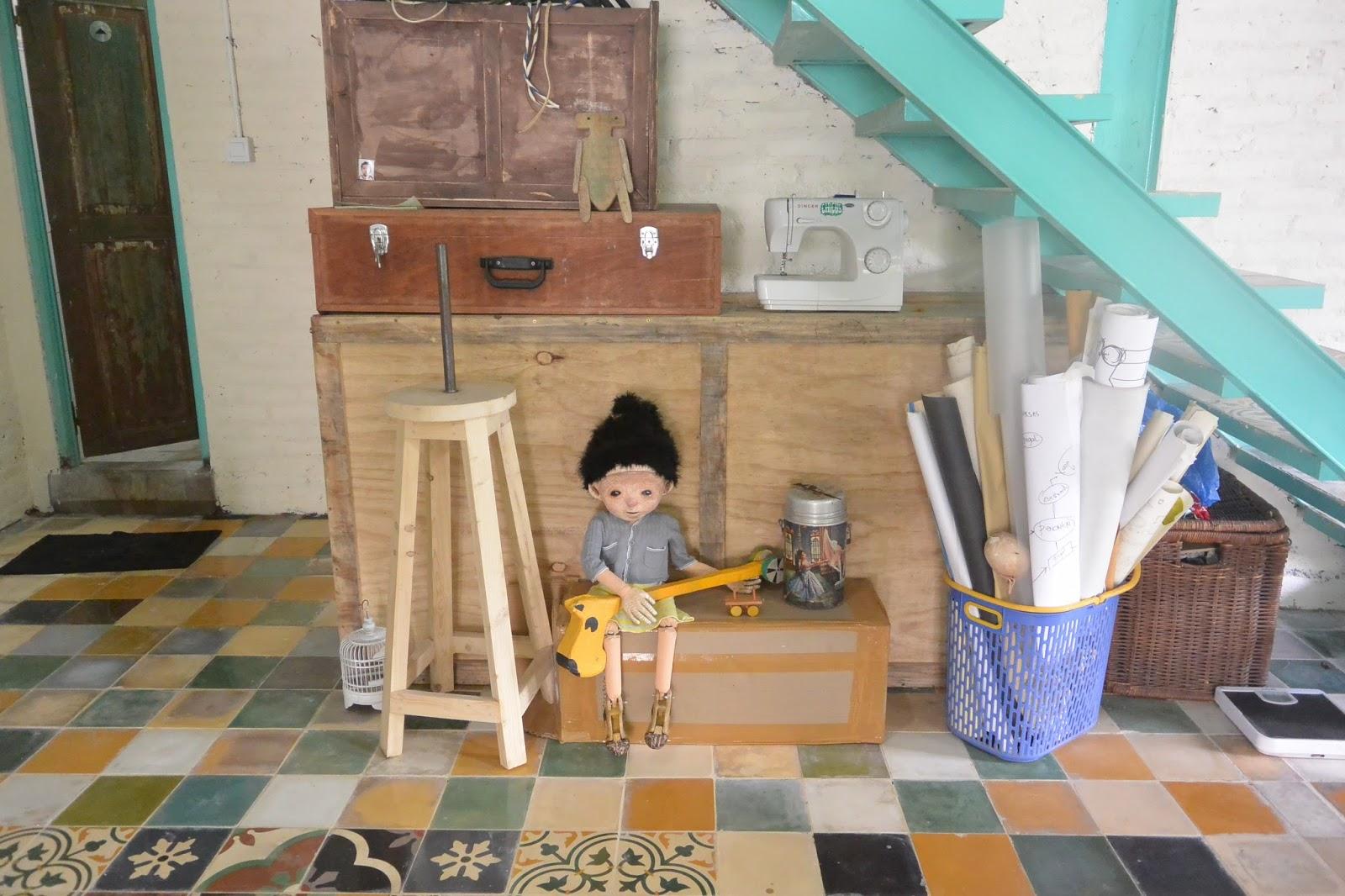 Papermoon Puppet Theatre, Alternatif Wisata Edukatif Di Yogyakarta