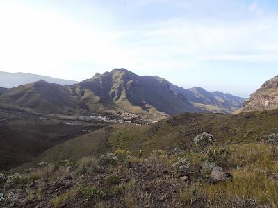 Vista de Tasarte
