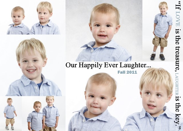 Our Happily Ever Laughter