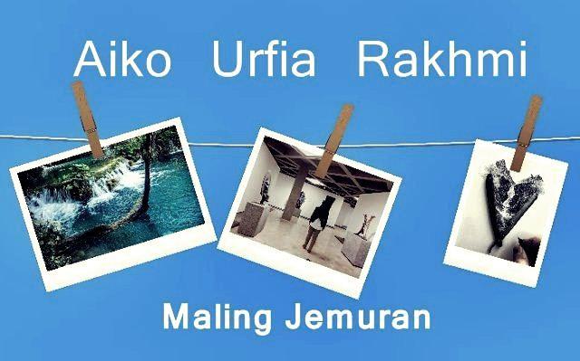"Karya Seni Fotografi Unik Aiko Urfia Rakhmi ""Maling Jemuran"" Bikin Heboh"