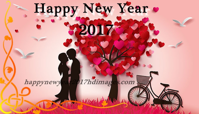 New Year 2017 Love Wallpapers