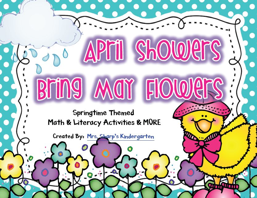 https://www.teacherspayteachers.com/Product/Plants-Spring-April-Showers-Bring-May-Flowers-Math-Literacy-MORE-650962