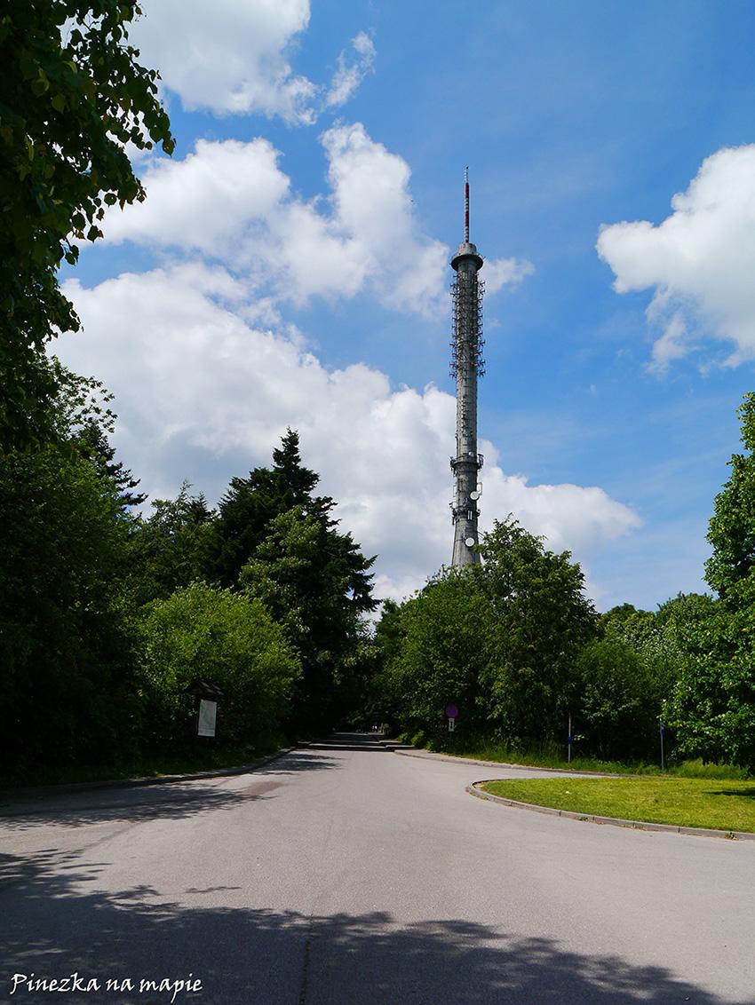 Łysa Góra - wieża widokowa