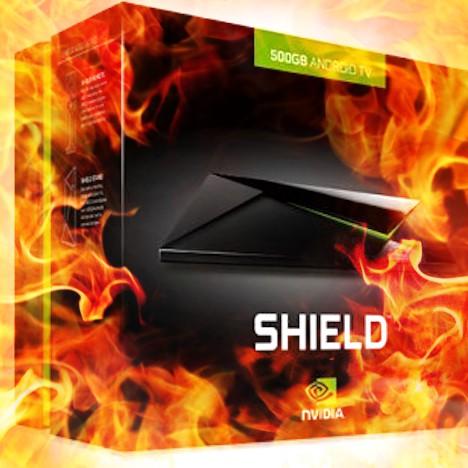 Nvidia Shield Pro SSD Mod