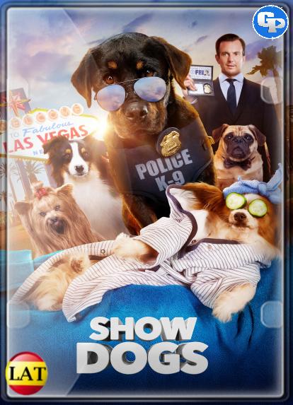 Superagente Canino (2018) LATINO