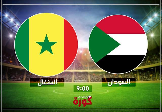 sudan vs senegal