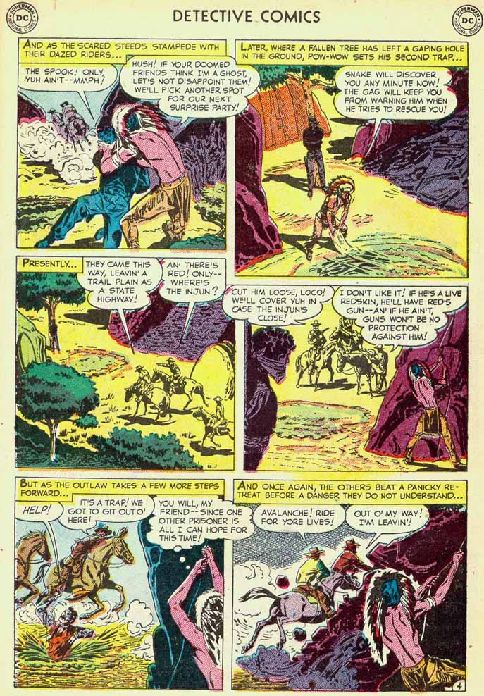 Read online Detective Comics (1937) comic -  Issue #174 - 42