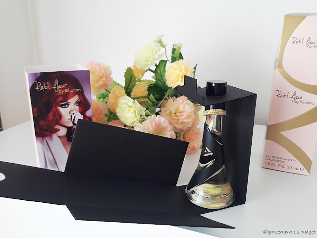 Rihanna Reb'l Fleur parfume notino.hr