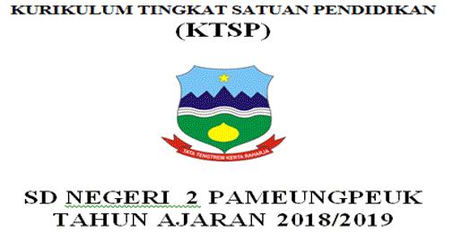 Pengembangan KTSP Sekolah Dasar (SD)
