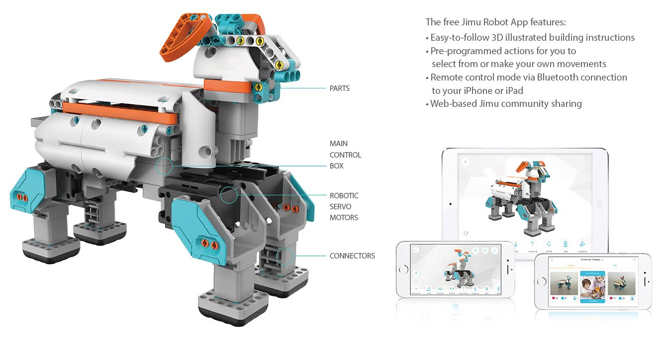 ubtech robotics introduces stem