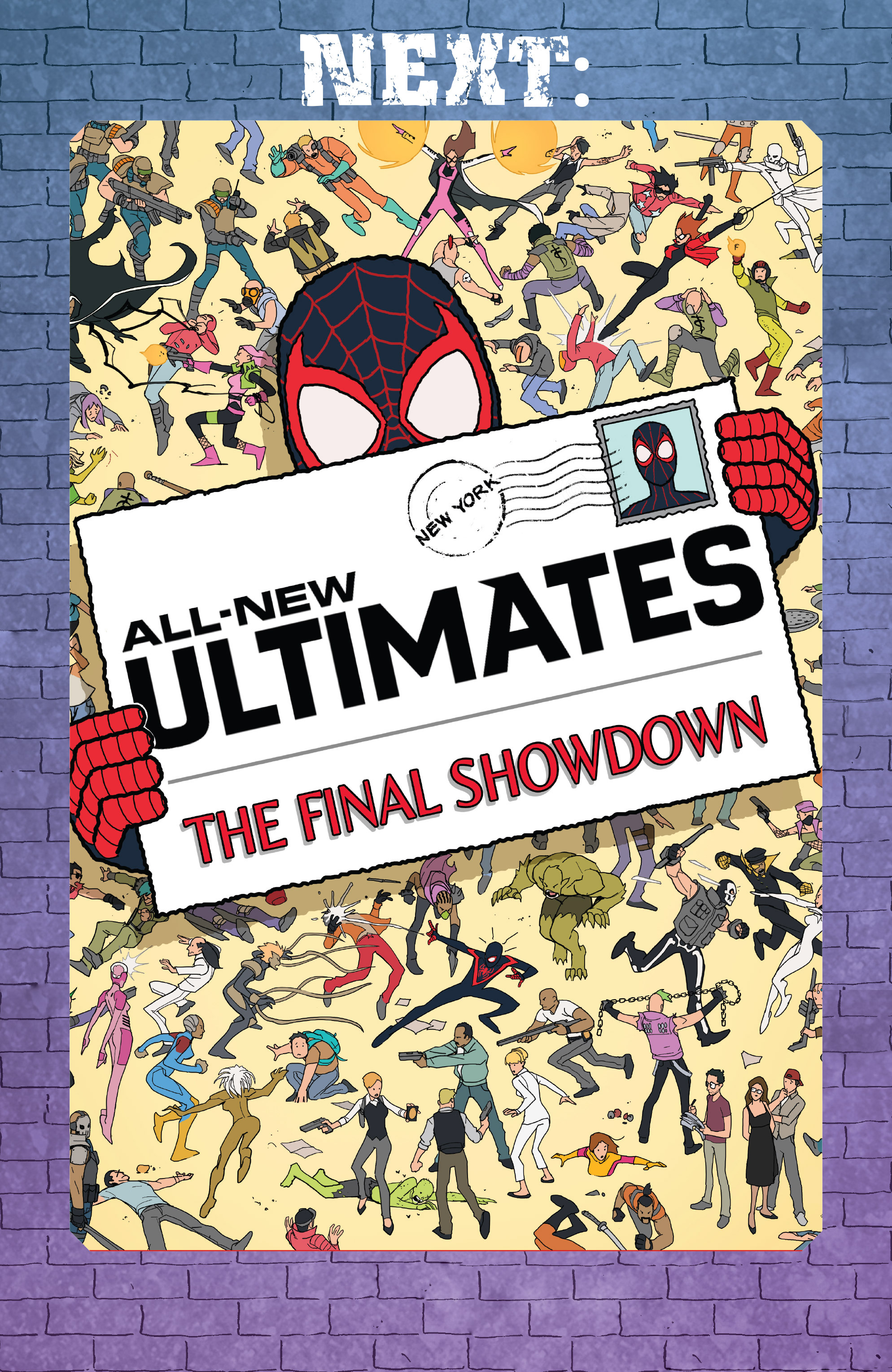 Read online All-New Ultimates comic -  Issue #11 - 23