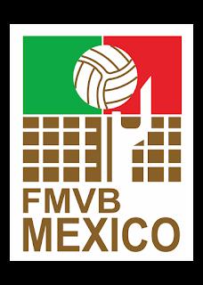 Federacion mexicana de voleibol Logo Vector