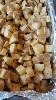 Ramblings Thoughts Old Fashion Homefries Recipe