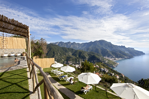 Positano Wedding Venues Garden Ravello Restaurant and Hotel An Italian Destination Wedding Dream