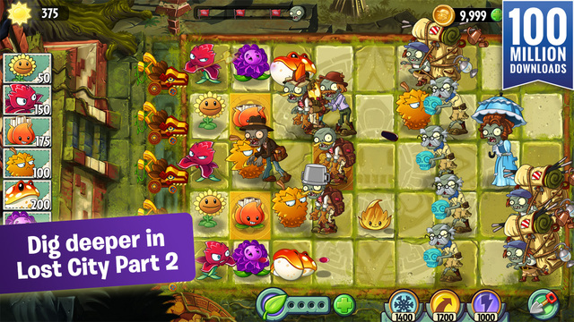 5 amazing free games for iPad